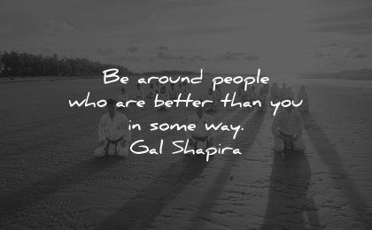 gal shapira quotes around people wisdom
