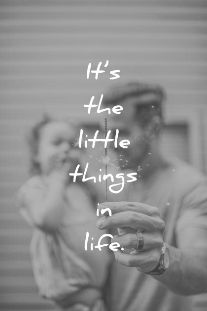 happiness quotes little things life wisdom