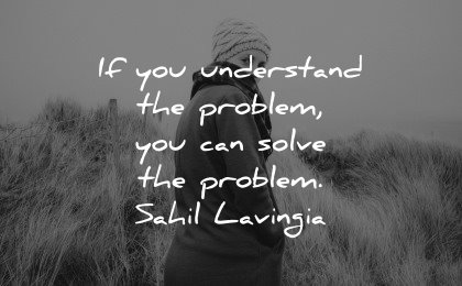 healing quotes understand problem can solve sahil lavingia wisdom woman nature