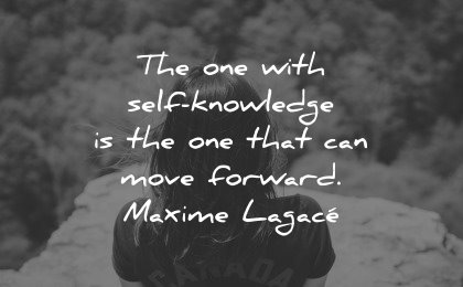 healing quotes one with self knowledge can move forward maxime lagace wisdom woman nature