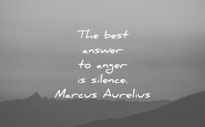 marcus aurelius quotes best answer anger silence wisdom