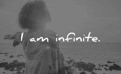 positive affirmations infinite wisdom woman