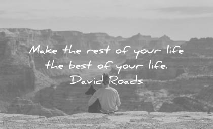 quote of the day november positive make rest your life best your unknown wisdom