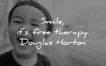 smile quotes free therapy douglas horton wisdom asian boy