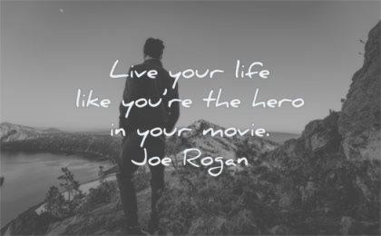 stoic quotes live your life like hero movie joe rogan wisdom man mountain